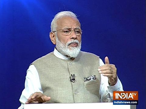 पिछले 5 वर्षों में यह देखा गया है कि चीन को छोड़कर पूरी दुनिया हमारे साथ है: PM मोदी
