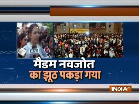 अमृतसर हादसा: दशहरा के दौरान रावण दहन देख रही भीड़ पर चढ़ी ट्रेन, 59 लोगों की मौत