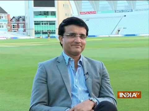 Kuldeep Yadav has made the difference for India in England: Sourav Ganguly to IndiaTV