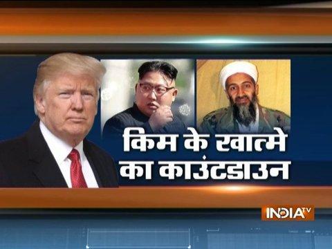 Kim Jong-un to have the same fate as Osama bin Laden?
