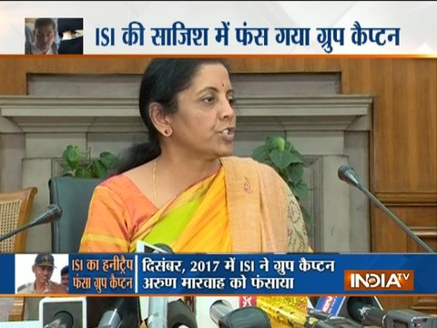 Nothing has been done in a hurry, it is a discerned decision: Nirmala Sitharaman on IAF Officer's detention