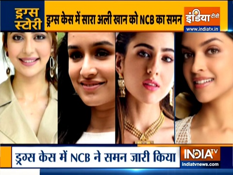 NCB issues summons to Deepika Padukone, Sara Ali Khan, Shradhha Kapoor and Rakul Preet Singh in a drug case