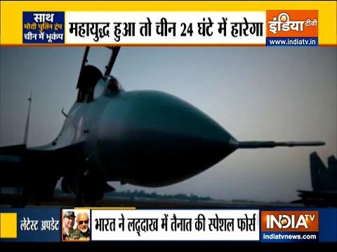 China gets caught in PM Modi and Vladimir Putin's gambit, watch report