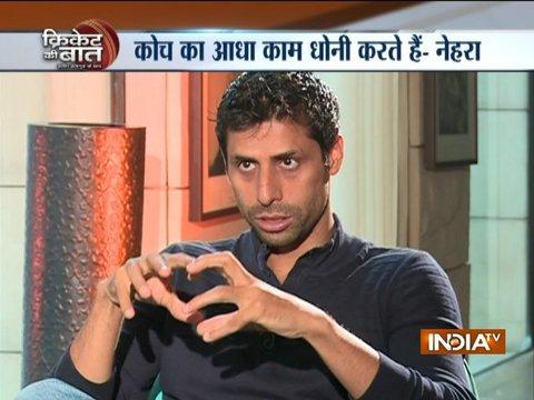 If I can bowl fast at the age of 39, Dhoni can also play the 2020 T20 World Cup: Ashish Nehra