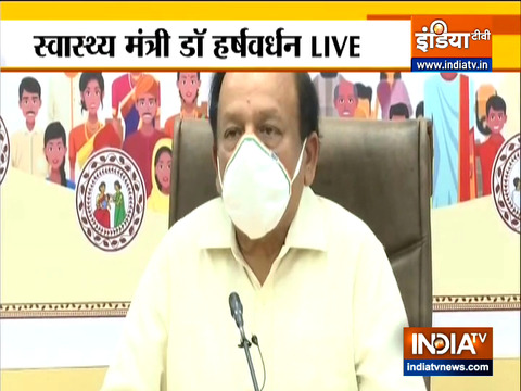 There is no shortage of COVID vaccines: Union Health Minister Harsh Vardhan