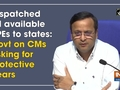 Dispatched all available PPEs to states: Govt on CMs asking for protective gears