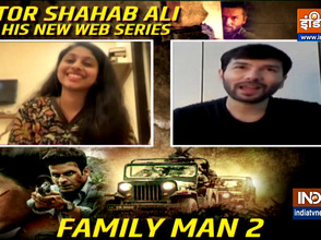 EXCLUSIVE | The Family Man 2's Shahab Ali aka Sajid shares BTS moments and much more