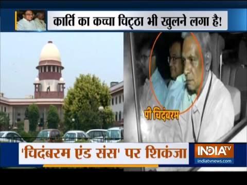 INX मीडिया केस: P चिदंबरम, बेटे कार्ति के खिलाफ जांच के लिए CBI ने 5 देशों से मांगी मदद