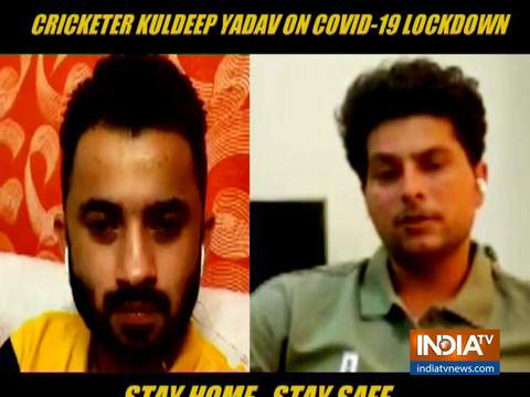 Exclusive: Painting and PUBG keeping chinaman Kuldeep Yadav busy during COVID-19 lockdown