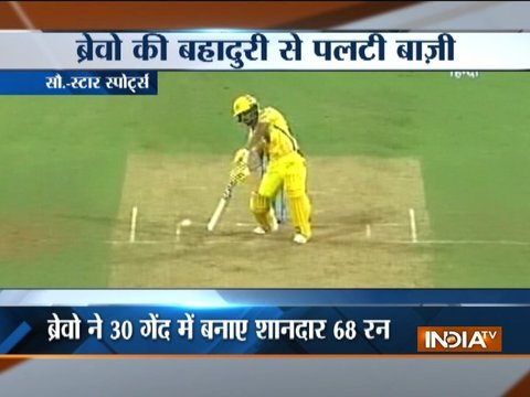IPL 2018: CSK return in style as Dwayne Bravo, Jadhav stuns Mumbai Indians