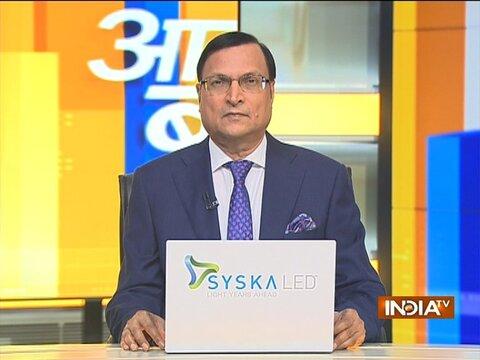 Aaj Ki Baat: Why UP CM Yogi Adityanath alleged that some SP leaders were Pakistan supporters