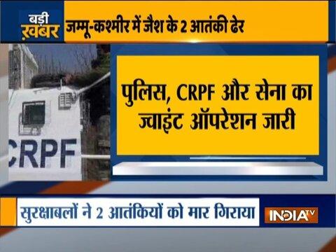 Jammu and Kashmir: Two Jaish-e-Muhammad militants killed in encounter at Anantnag