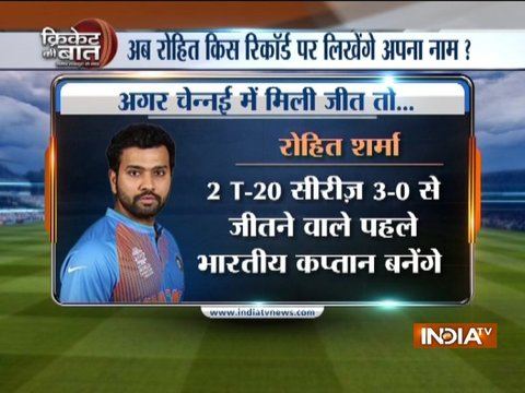 India team look to test their bench strength in the third T20 vs West Indies in Chennai