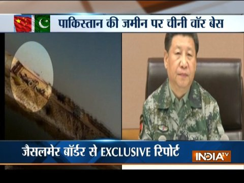 Is Pakistan,China are planning a war with India?