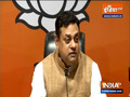 BJP's Sambit Patra holds press conference, replies Rahul Gandhi