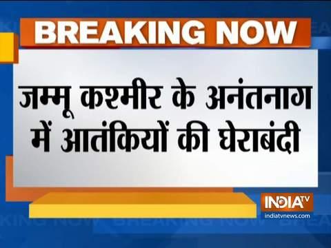 जम्मू और कश्मीर: अनंतनाग के फज़लपुरा में एनकाउंटर जारी, सुरक्षाबलों ने शुरू किया सर्च ऑपरेशन