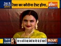 Rekha to get tested for coronavirus