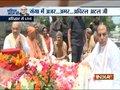 Alvida Atal: Former PM Vajpayee's 'Asthi Kalash Yatra' begins in Haridwar