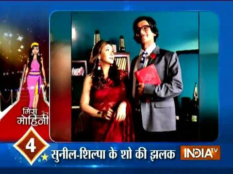 Shilpa Shinde shares first look of her new TV show with Sunil Grover