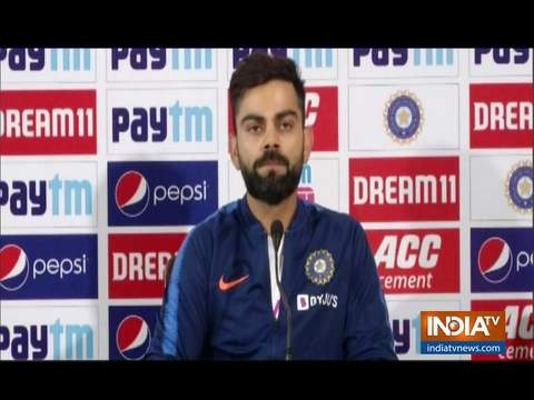 Fielding biggest challenge with pink ball says Virat Kohli