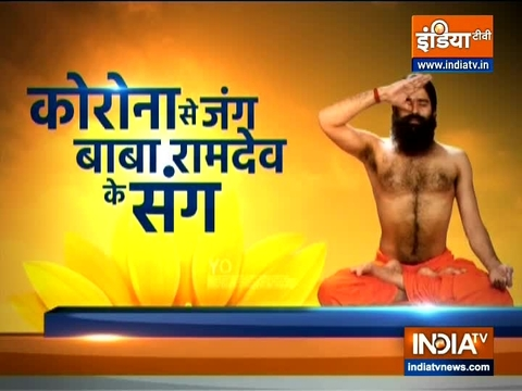 Know treatment of all types of side effects of coronavirus from Swami Ramdev