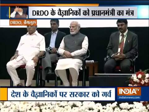 PM Modi inaugurates DRDO's Young Scientist Lab