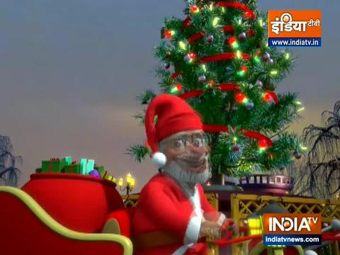 OMG: When PM Modi turns Santa Claus