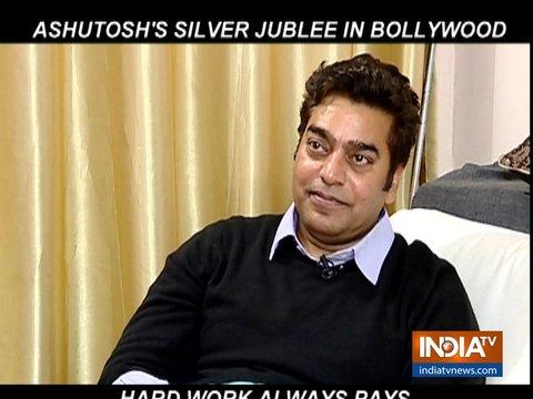 Ashutosh Rana completes 25 years in Bollywood