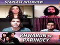 Starcast of Khwabon Ke Parindey talk about their show