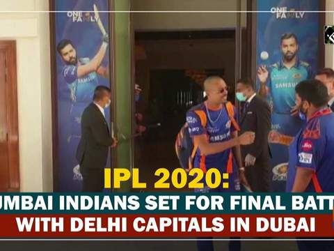 IPL 2020: Mumbai Indians set for final battle with Delhi Capitals in Dubai