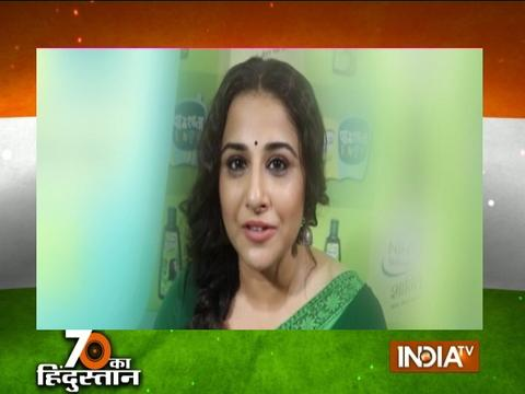 Vidya Balan,Pooja Hegde,Kriti Sanon wish Happy Independence Day