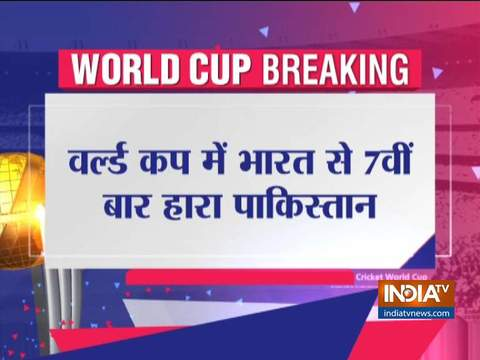 2019 World Cup: Rohit, Kuldeep ensure India maintain clean slate against Pakistan in WC