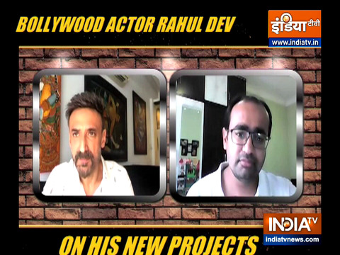 Rahul Dev talks about his upcoming project