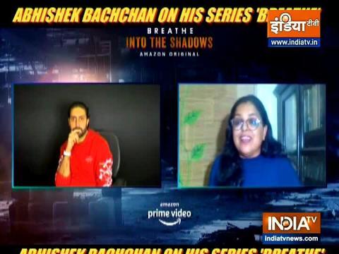 अभिषेक बच्चन की वेब सीरीज ब्रीद: इनटू द शैडोज कई ट्विस्ट है भरी