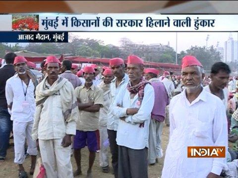 Mumbai: All India Kisan Sabha's farmers to gherao Maharashtra Assembly today