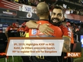 IPL 2019, Highlights KXIP vs RCB: Kohli, de Villiers overcome Gayle's 99* to register first win for Bangalore