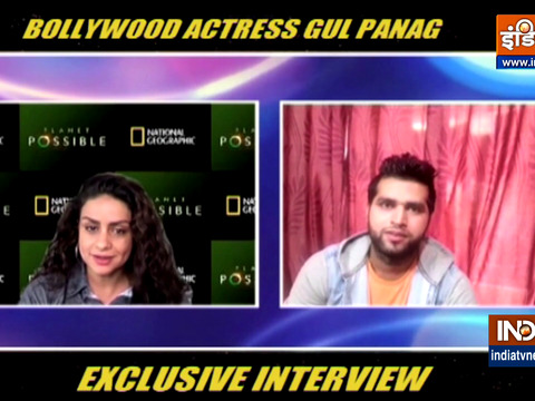 Gul Panag talks about her new project with National Geographic