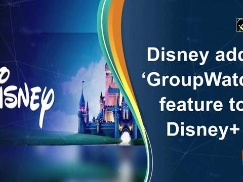 Disney adds 'GroupWatch' feature to Disney+