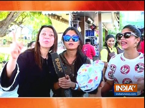 Guddan stars enjoy day out with SBAS