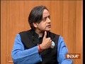 Aap Ki Adalat: There should be a mutual respect between the political rivals, says Shashi Tharoor