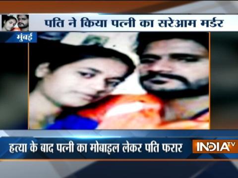 Man kills wife over suspicion of extra-marital affair in Mumbai