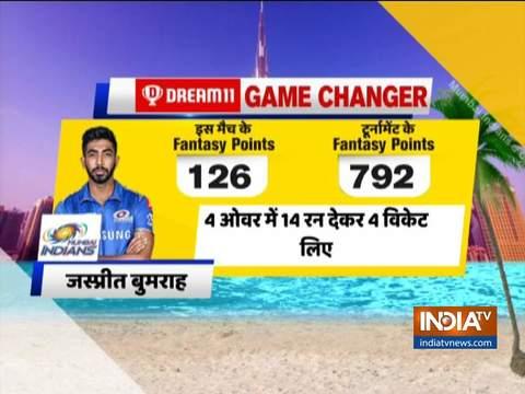 IPL 2020: Mumbai Indians crush Delhi Capitals by 57 runs to enter final