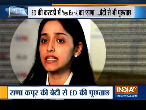 Yes Bank founder Rana Kapoor's daughter Roshni Kapoor stopped from leaving the country at Airport