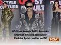 Ranveer Singh, Anushka Sharma grab eyeballs at GQ Style & Culture Awards 2019