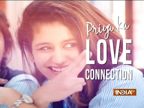 Oru Adaar Love is all about celebrating the warmth of friendship: Priya Prakash Varrier