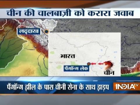Indian Army Foil China's Incursion Bid In Ladakh