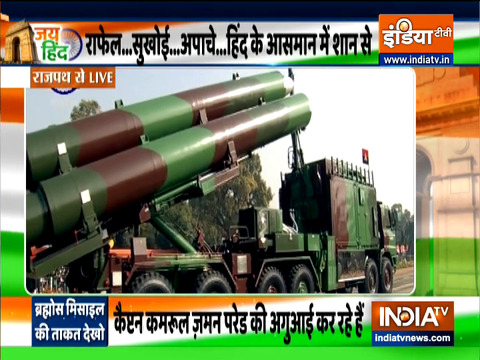 Republic Day 2021: Here comes Mobile Autonomous Launcher of Brahmos Missile system