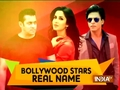 From Big B to Dilip Kumar, know real names of Bollywood stars