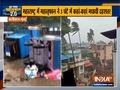 निसर्ग तूफान: मुंबई में 100 किमी प्रति घंटे से ज्यादा की रफ्तार से चलीं हवाएं