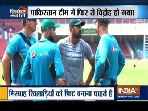 सरफराज अहमद से छिन सकती है पाकिस्तान टेस्ट टीम की कप्तानी
